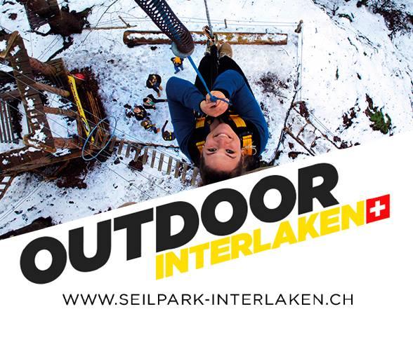 Outdoor Interlaken Seilpark