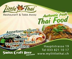 Restaurant Little Thai Interlaken