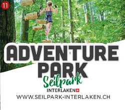 Adventure Park Seilpark Interlaken