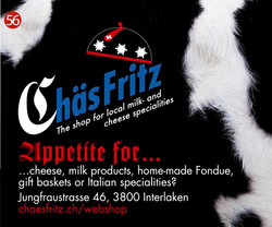 Chaes Fritz Cheese Shop
