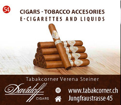 Davidoff Tobacco Shop Interlaken
