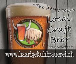 Haarige Kuh Craft Beer Interlaken