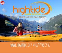 Hightide Kayak -Interlaken Map