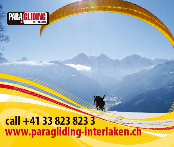 PGI Paragliding Interlaken