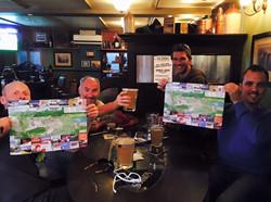 The 3 Tells Irish Pub-Interlaken Map