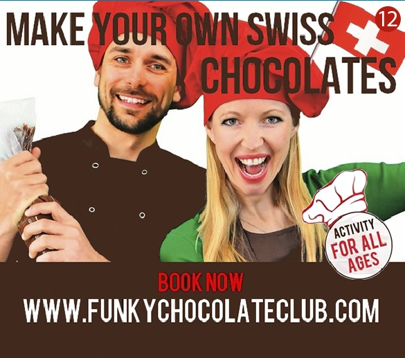 Funky Chocolate Club