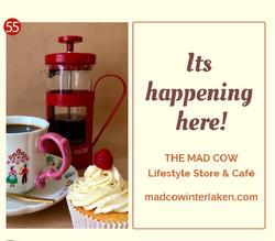 The Mad Cow Interlaken