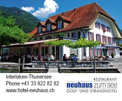NEUHAUS ZUM SEE-Interlaken Map