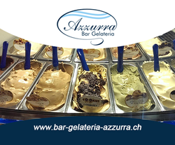 GELATERIA AZZURRA-Interlaken Map
