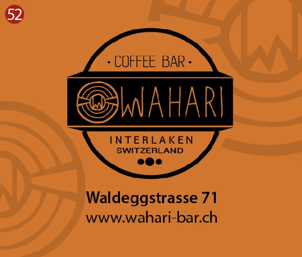 Wahari Bar Interlaken