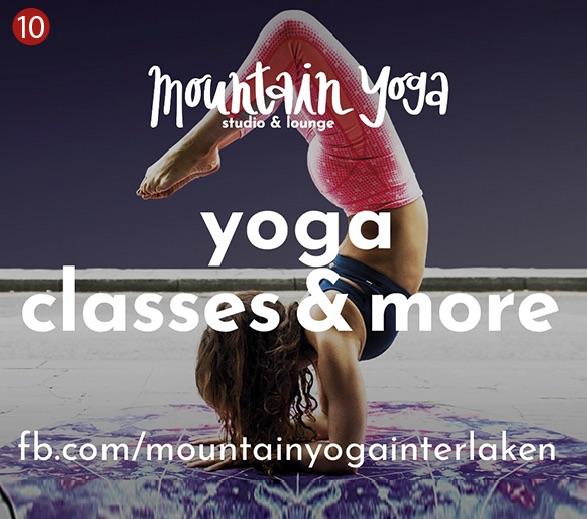 Mountain Yoga Interlaken