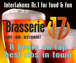 BRASSERIE17- Interlaken Map