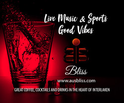 Bliss Sports Bar Interlaken