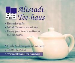 Altstadt Tee-haus