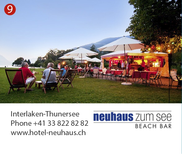Neuhaus Beach Bar