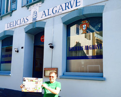Delicias Algarve-Interlaken Map