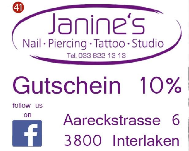 Janine's Nail Studio Interlaken