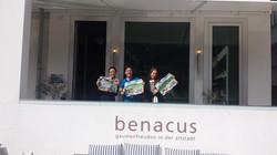 Restaurant Benacus-Interlaken Map