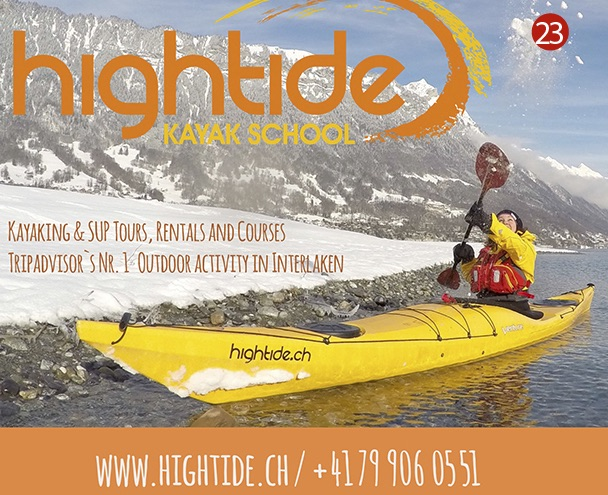Hightide Kayak School Interlaken