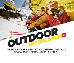 Outdoor Interlaken Ski Rental