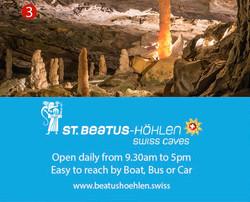 Beatus Swiss Caves Beatenberg