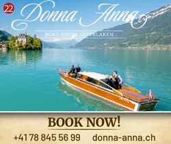 Donna Anna Boat Tours