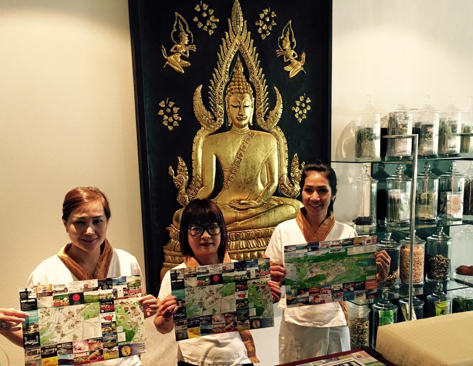 Thai Therapie Massage-Interlaken Map