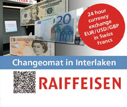 Raiffeisen 24h Currency Exchange