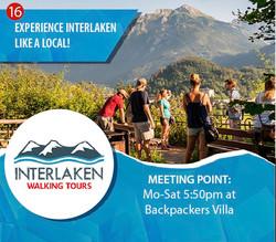 Interlaken Walking Tours