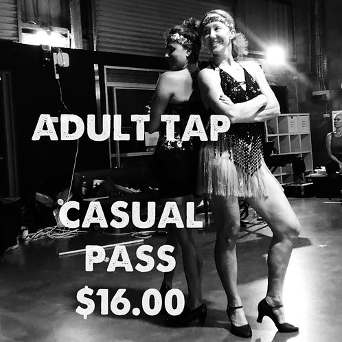 ADULT TAP CASUAL PASS