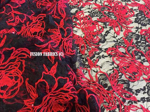 Velma Spanish Lace
