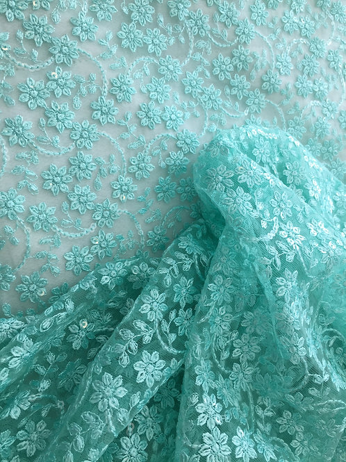 Sea Mint Freedom Lace