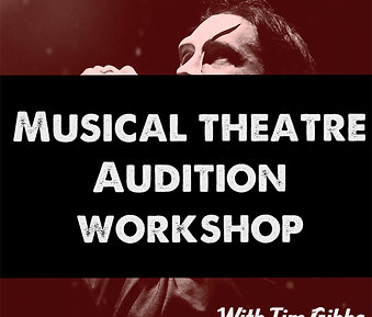 MUSICAL THEATRE AUDITION BOOTCAMP