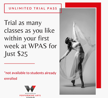 $25 TRIAL PASS
