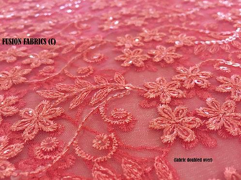 Tea Rose Freedom lace