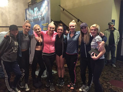 Great time at #adrenalinedance