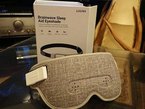 """""""脳波×AI""""で、快眠のための最適な音楽を作り出す!「LUUNA スマートアイマスク」を試してみた!"""