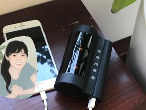 コンパクトサイズで持ち運びやすい!これ一台で音・光・香りの3つをカバー 良質な睡眠を支援するSleepion 2