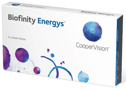 biofinity harmony contact lenses