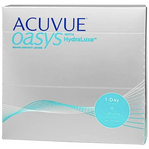 oasys 1 day contact lens