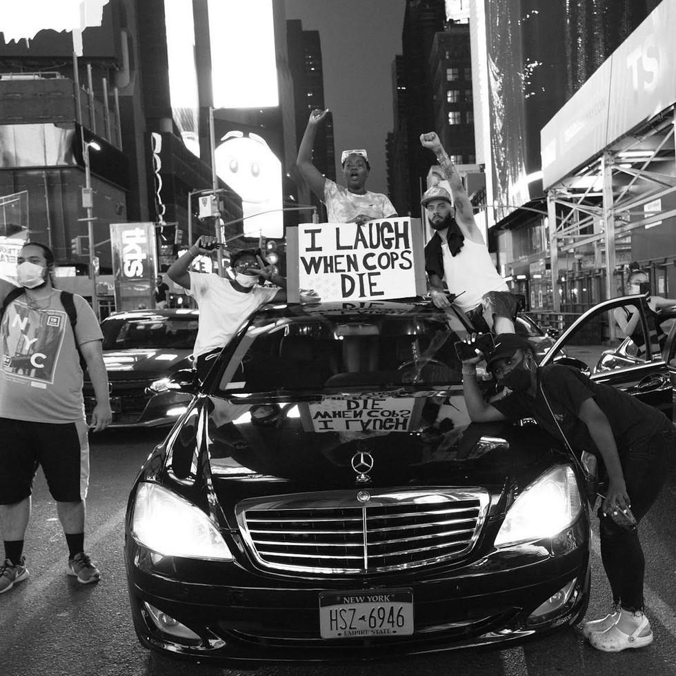 Time Square 07.28.2020