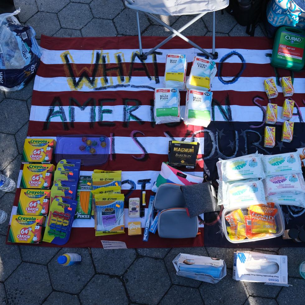 """""""By Any Means Necessary"""" march Harlem, NY 2/21/21"""
