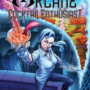 THE ARCANE COCKTAIL ENTHUSIAST, ISSUES #1-2