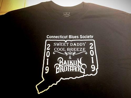 Connecticut Blues Society T-Shirt