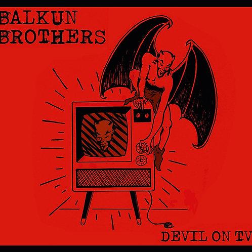 DEVIL ON TV - CD