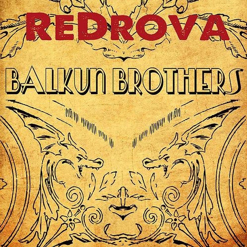 REDROVA - CD
