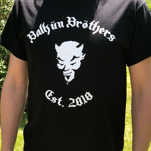 Black & White 'Devil' T-Shirt