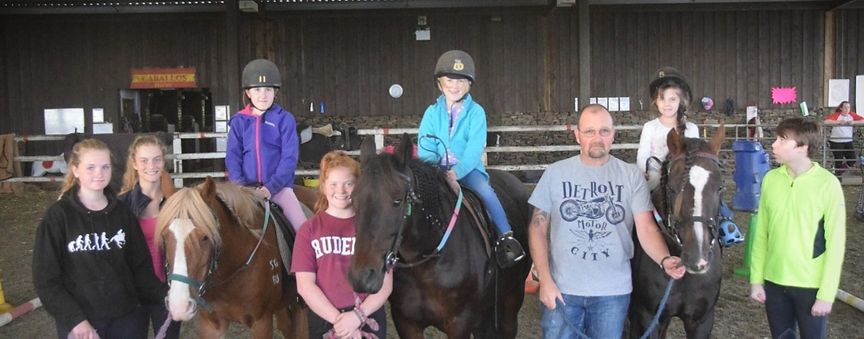 Hebden Bridge Riding for the Disabled