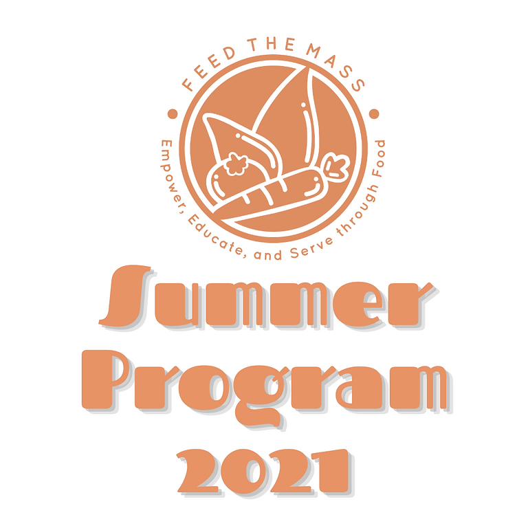 Cultured Cooking Summer Program 2021