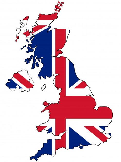 UK Facebook Likes